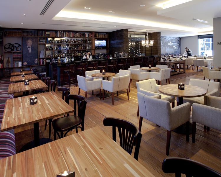 Lobby Bar ESTELAR Parque de la 93 Hotel