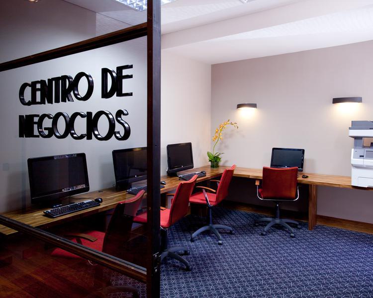 Business Center ESTELAR Parque de la 93 Hotel