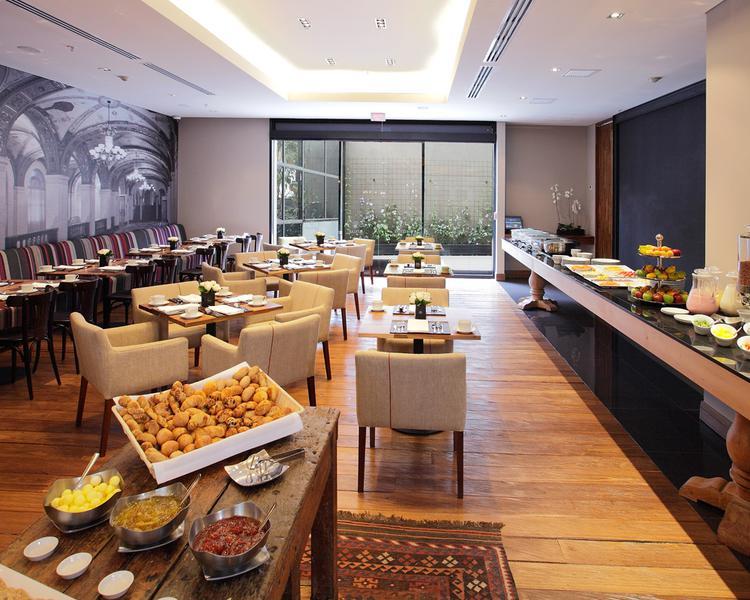 Breakfast ESTELAR Parque de la 93 Hotel