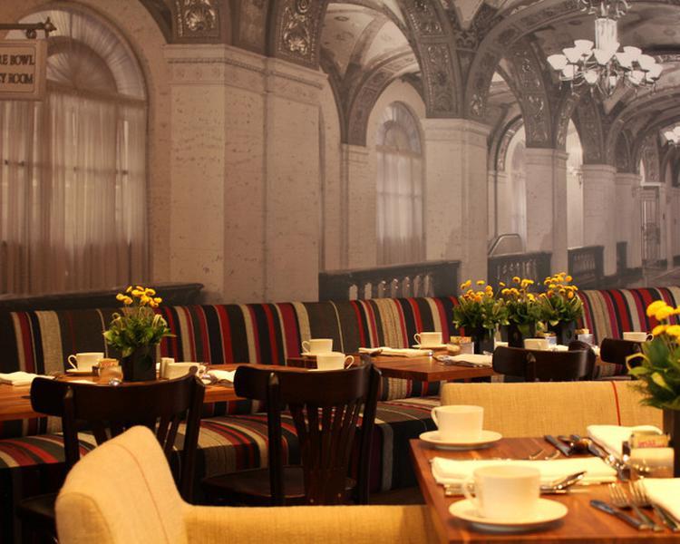 Restaurant ESTELAR Parque de la 93 Hotel