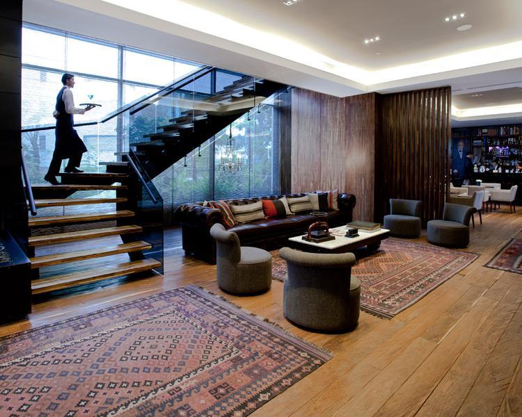 Lobby ESTELAR Parque de la 93 Hotel