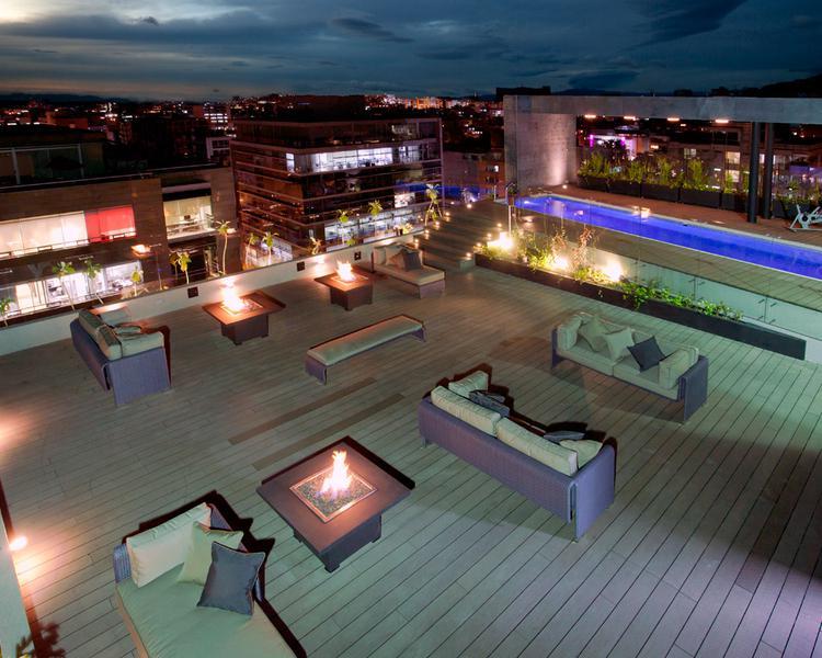 Terrace ESTELAR Parque de la 93 Hotel